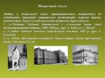 Неоруський стиль Модерн в неоруському стилі характеризується поверненням до е...