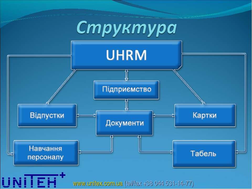www.unitex.com.ua (tel/fax +38 044 531-14-77)