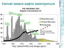 Світові запаси нафти закінчуються http://planetforlife.com/images/growinggap.jpg