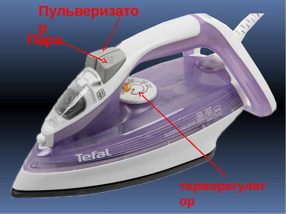 Пара Пульверизатор терморегулятор