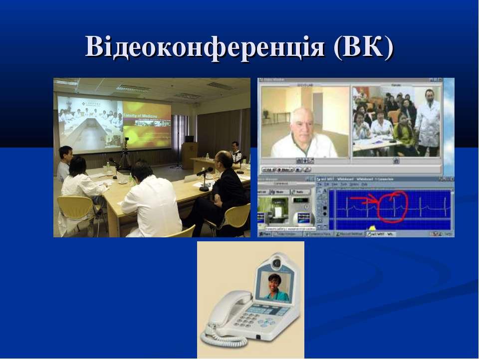 Відеоконференція (ВК)