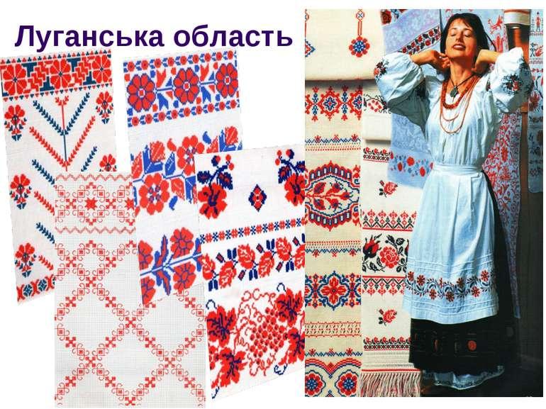 Луганська область *