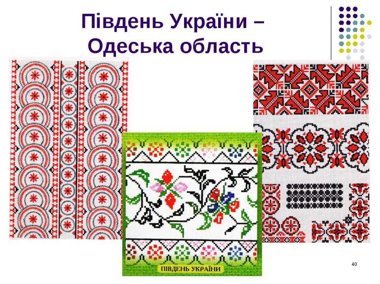 Південь України – Одеська область *