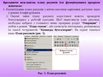 Враховуючи важливість плану рахунків для функціонування програми зазначимо: 1...