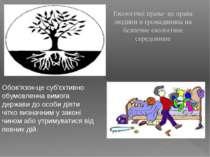 Екологічні права- це права людини и громадянина на безпечне екологічне середо...