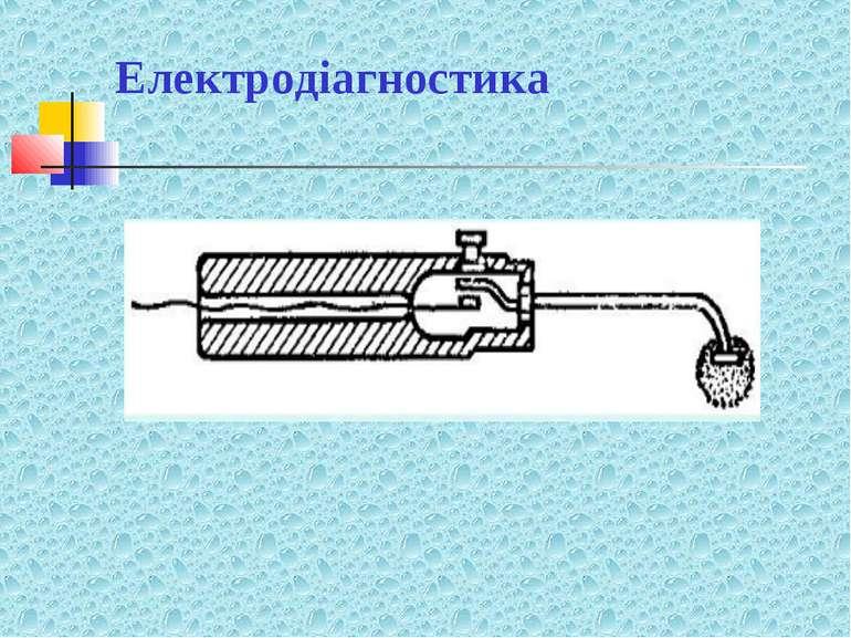 Електродіагностика