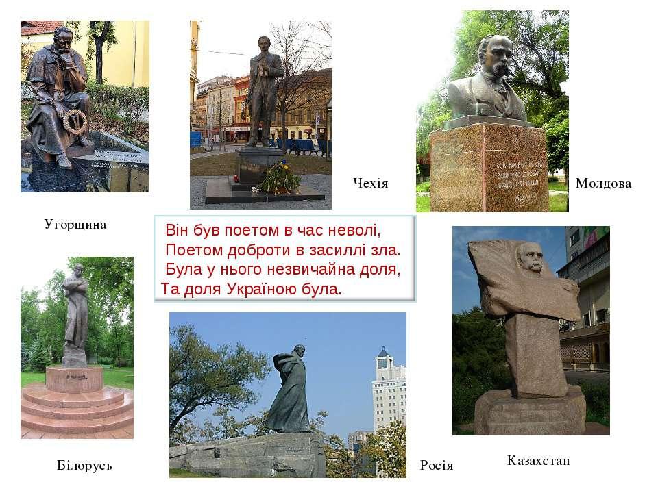 Молдова Росія Чехія Казахстан Угорщина Білорусь