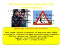 Основні причини, через які слід кинути курити Турбота про оточуючих, близьких...
