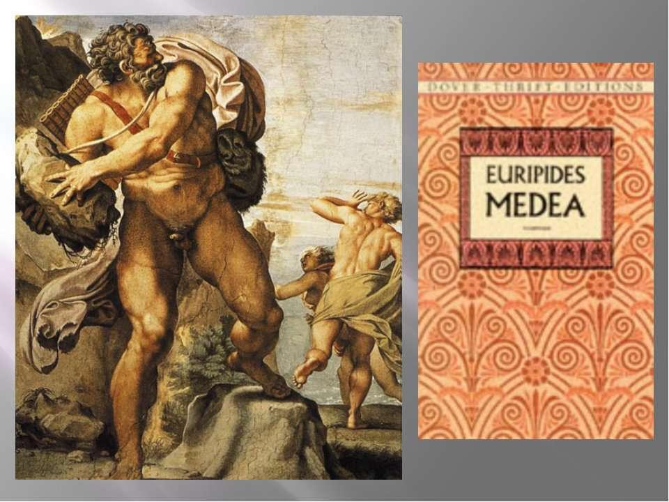 barbarism in euripides medea A list of all the characters in medea the medea characters covered include: medea, jason, children , chorus , creon, glauce, aegeus, messenger, nurse , tutor.