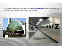 Zu den Sehenswürdigkeiten Berlins gehört auch der Alexanderplatz. Er hat sein...