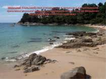 Морський (сольовий) пил утворюється в результаті випаровування краплинок морс...