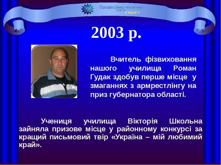 Учениця училища Вікторія Школьна зайняла призове місце у районному конкурсі з...