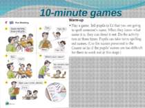 10-minute games