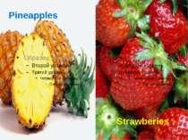 Pineapples Strawberies