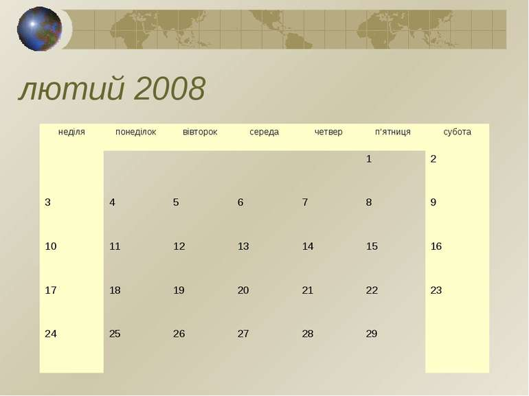 лютий 2008