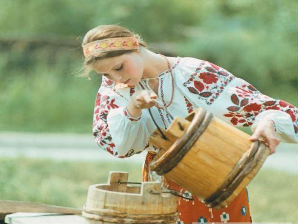 Україно, мій духмяний дивосвіт, Голубінь над чистим золотом колосся, Через те...