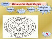 Винаходи Жуля Верна «мандрівник» «чарівник» «пророк» «провидець» «винахідник ...