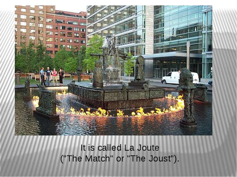 "It is called La Joute (""The Match"" or ""The Joust""). Nosova Natalya"