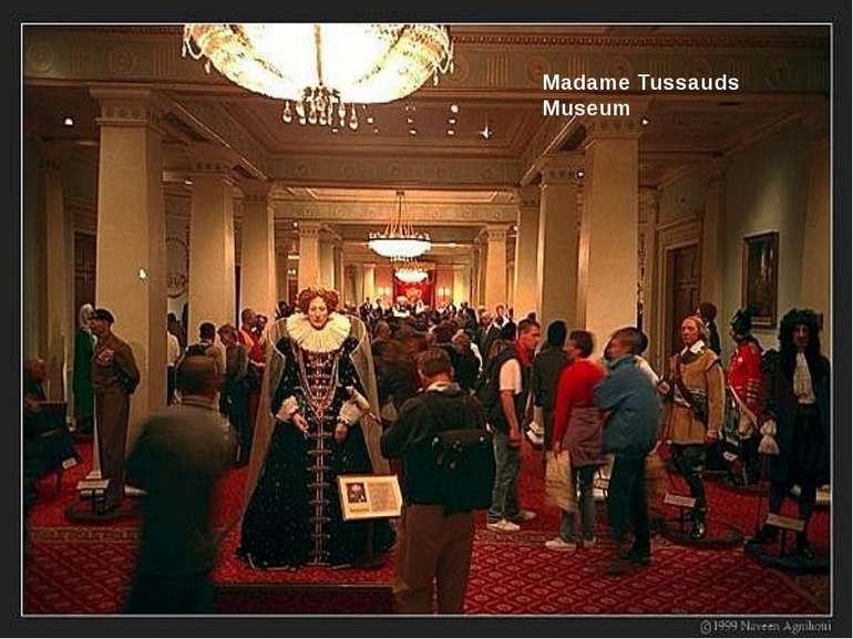 Madame Tussauds Museum