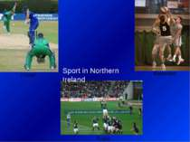 Basketball Cricket Rugby Sport in Northern Ireland