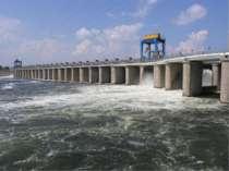 Енергія морів та океанів Світовий океан містить велетенський енергетичний пот...