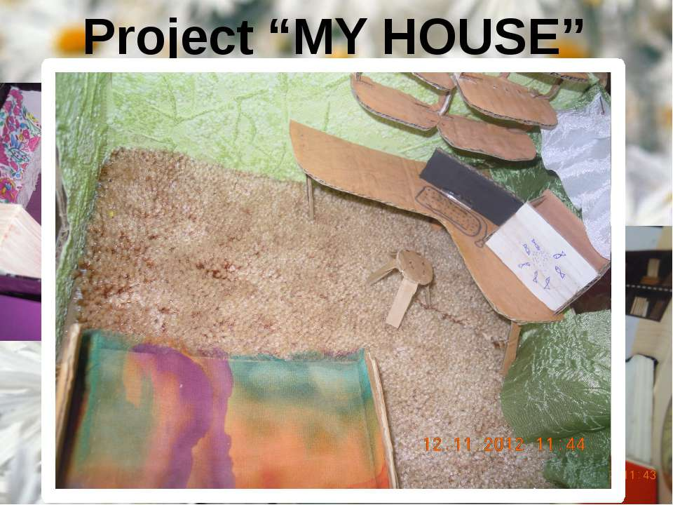 "Project ""MY HOUSE"""