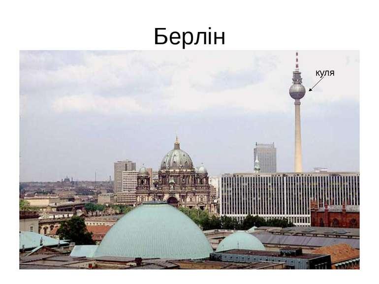 Берлін куля