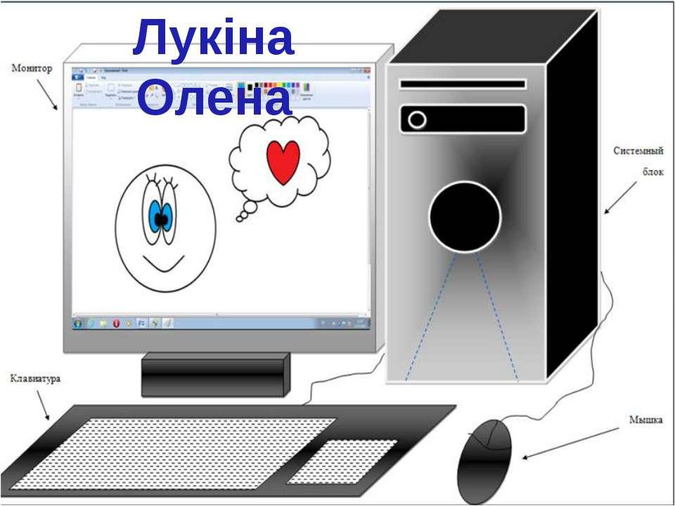 Лукіна Олена