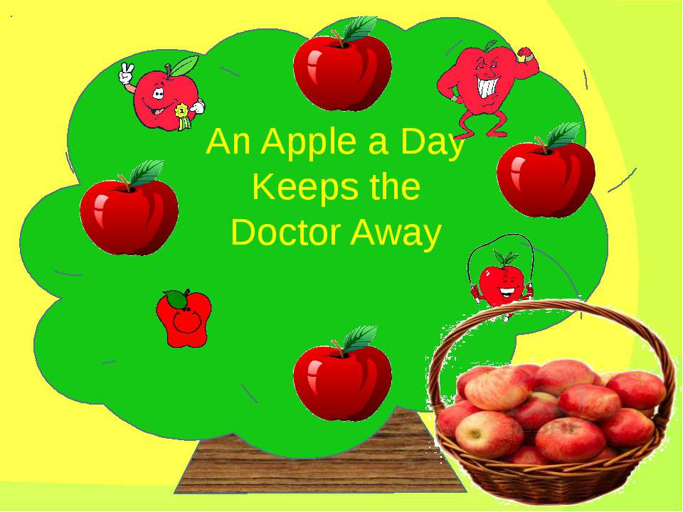 "essay an apple a day keeps Apple computers there are many things you could think of when you hear the word apple for example, ""an apple a day keeps the doctor away about apple watch essay."