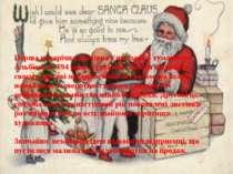 Перша новорічна листівка з'явилася в туманному Альбіоні в 1794 році. Художник...
