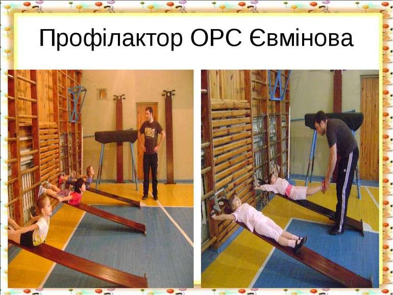Профілактор ОРС Євмінова