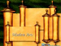 Modern Arts