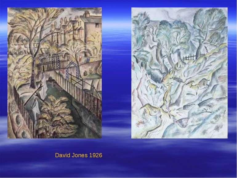 David Jones 1926