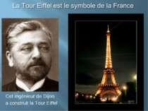 Cet ingénieur de Dijon a construit la Tour Eiffel
