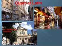 La Chapelle de la Sorbonne Quartier Latin