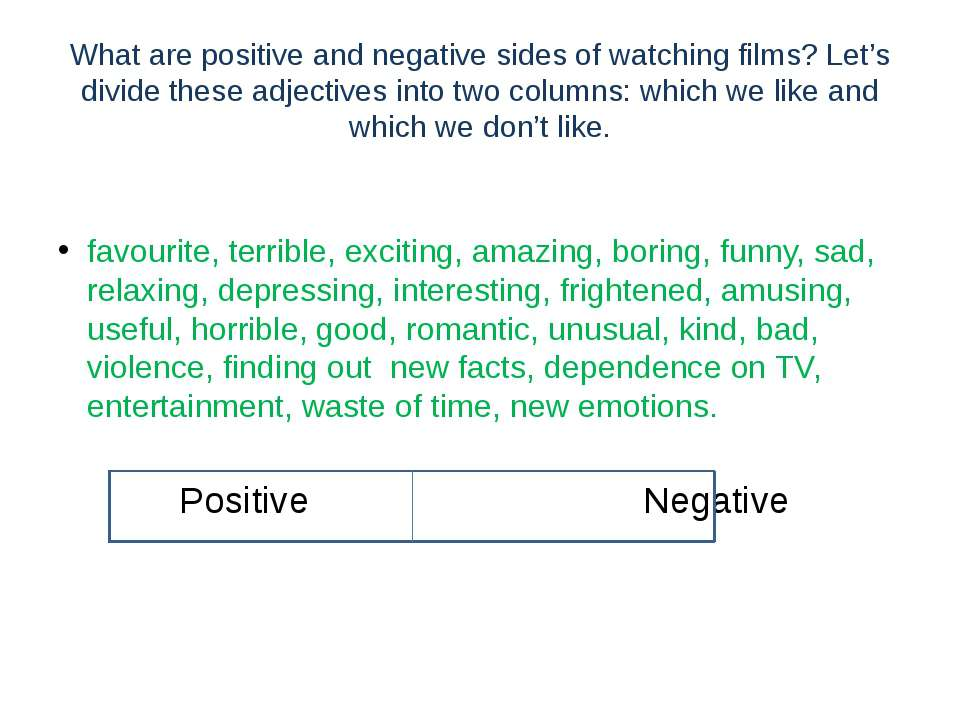 positive and negative sides of using Take a look at this article and find out what are the main positive and negative sides of using reword sentence tool.