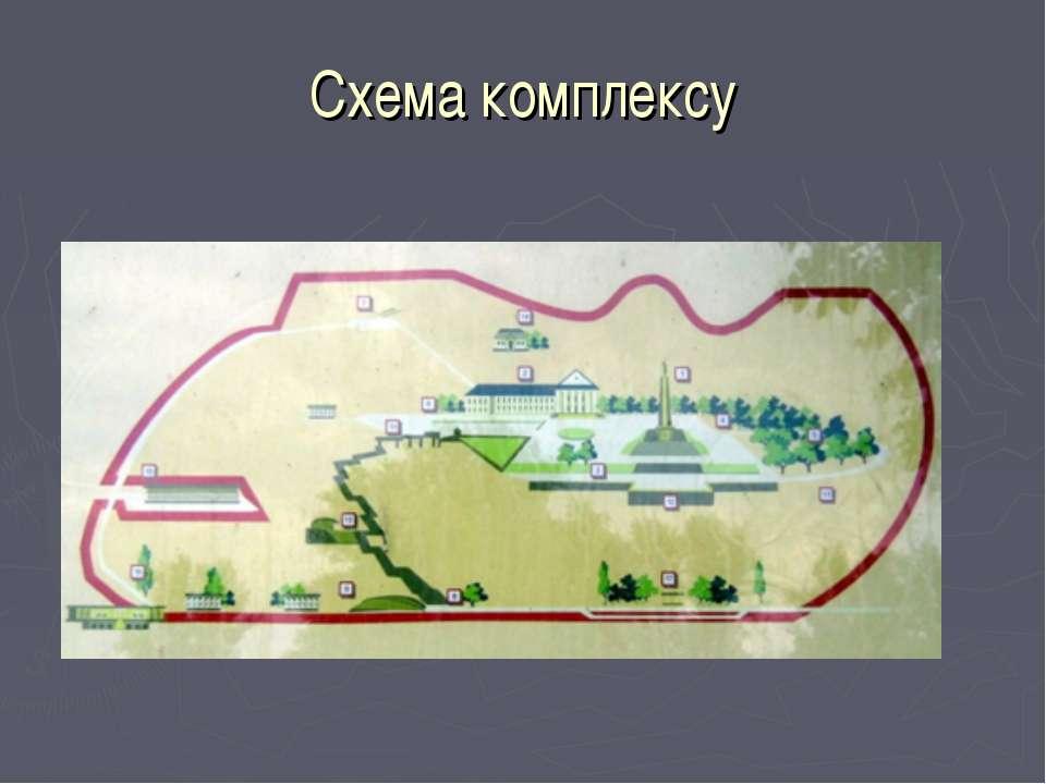 Схема комплексу