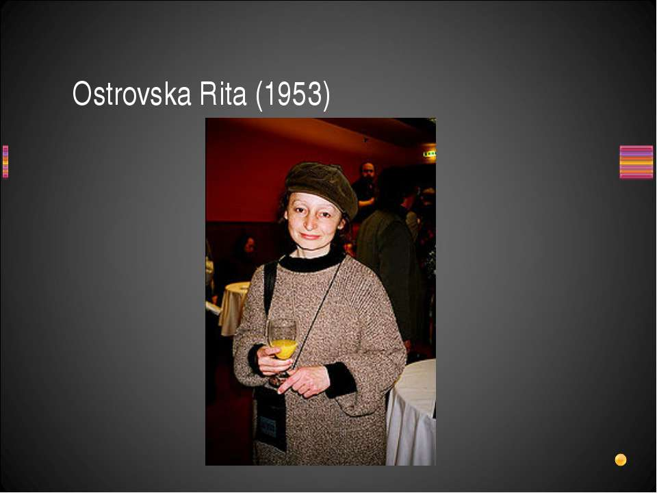 Ostrovska Rita (1953)