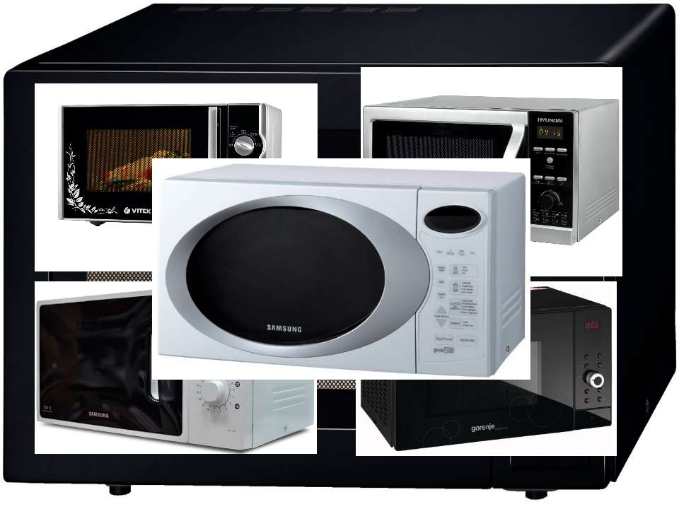Great Inventions Microwave oven