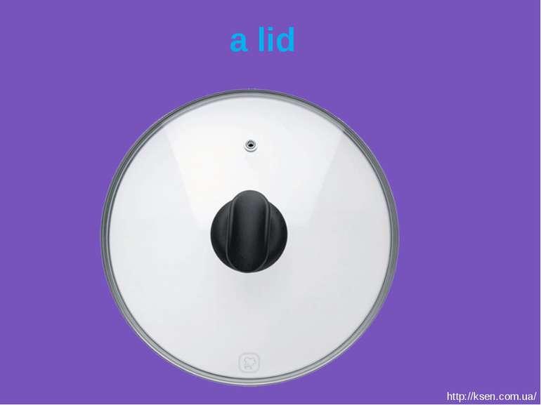 a lid