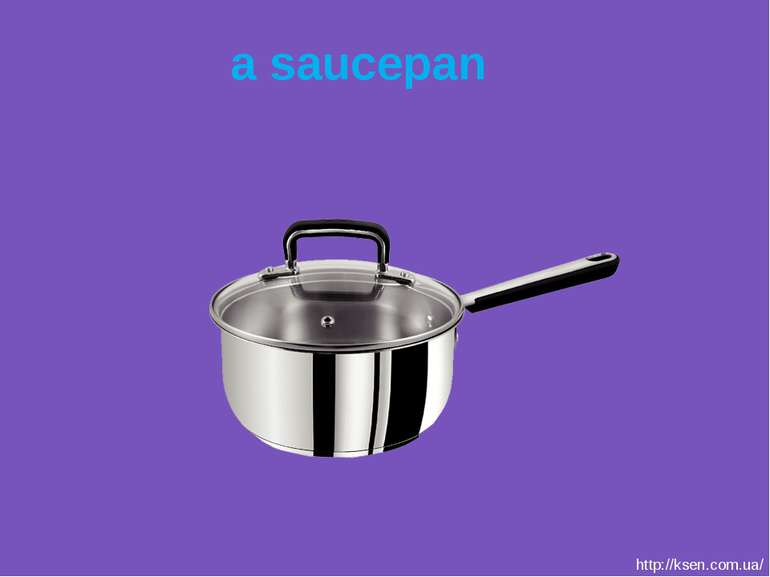a saucepan