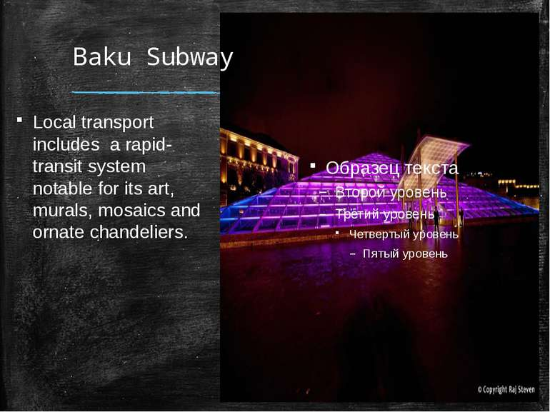Local transport includes a rapid-transit system notable for its art, murals, ...
