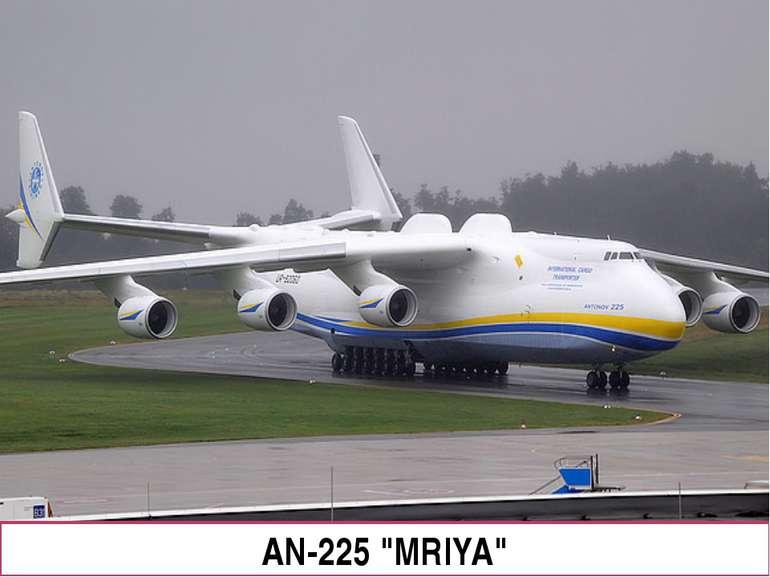 """AN-225 """"MRIYA"""""""