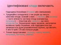 Ідентифіковані клади включають Підродина Rosoideae (Розанні або Шипшинові): Т...