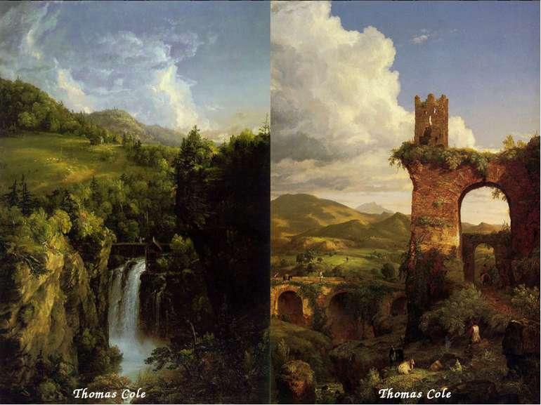 Thomas Cole Thomas Cole