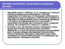 Прилади освітлення, сигналізації, контрольні прилади Звуковий сигнал С–308 (р...