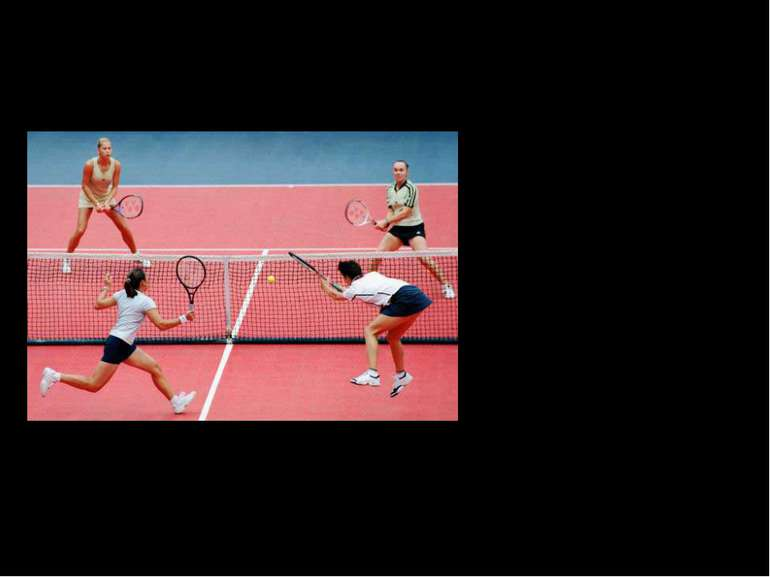 Теніс Регулярні заняття тенісом розвивають спритність, реакцію, витривалість,...