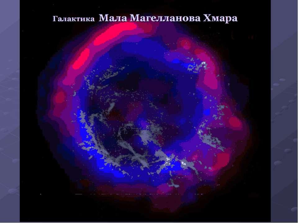 Галактика Мала Магелланова Хмара