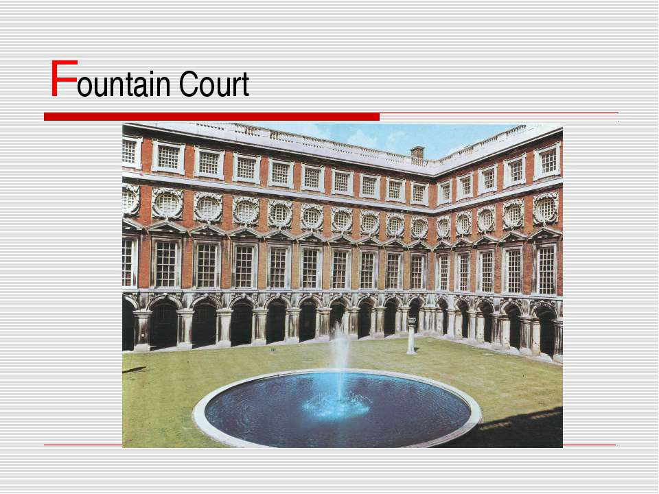 Fountain Court