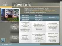 Самоосвіта © Попович М. І. Перечинський професійний ліцей Веб-сайт: http://ww...